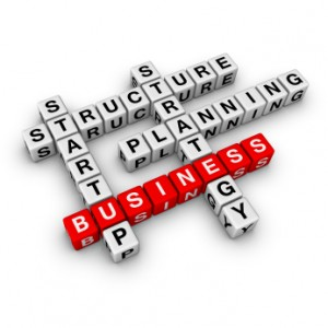 business cross word puzzle