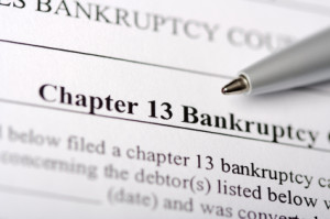 Writing on Chapter 13 Bankruptcy