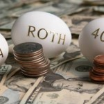eggs that say roth IRA