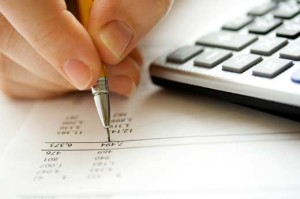 personal writing financial statements